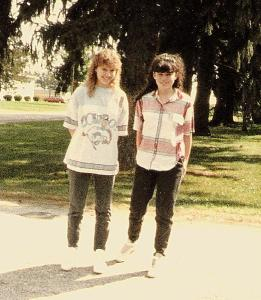 Sandy & Me